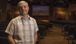 Pastor Rick Nerud leads his congregation at Calvary Chapel to serve those in the community and around the world.