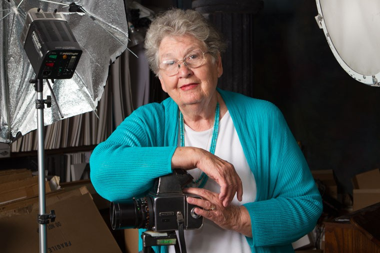 Lynne's photography studio enabled her to reach many of her goals. During the past five decades, she collected photographs of historical Southern Utah while operating her studio.
