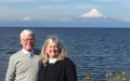 Tom and Alison are avid world travelers. More recently they are on a mission in Chile.